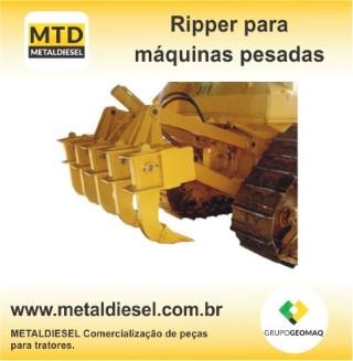 Comprar Ripper para Máquinas Pesadas é na METALDIESEL