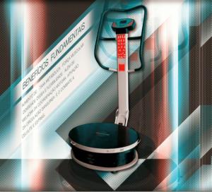 SISTEMA DE TREINAMENTO FÍSICO E REABILITAÇÃO FÍSIOTERÁPICA POR MICRO-VIBRAÇÃO