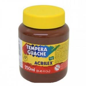 Tempera Guache 250ml Acrilex - Diversas Cores
