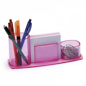 Porta lápis e clips