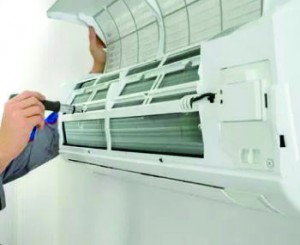 Imagem de Instalação de Ar Condicionado