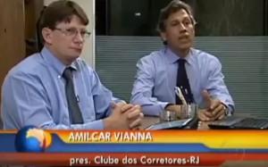 Reportagem da Globo alertando sobre fraude de rastreador