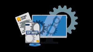 Imagem de Licenciamentos de Software