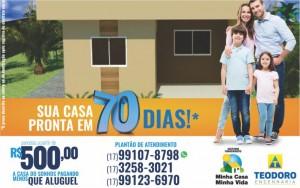 Fotos de Sua Casa em 70 Dias - Fotos de Portifólio