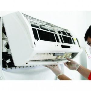 Imagem de Higienização em Ar Condicionado