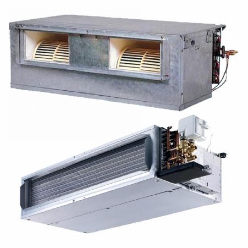 Imagem de Manutenção Em Fan Coil De Sistema Chiller