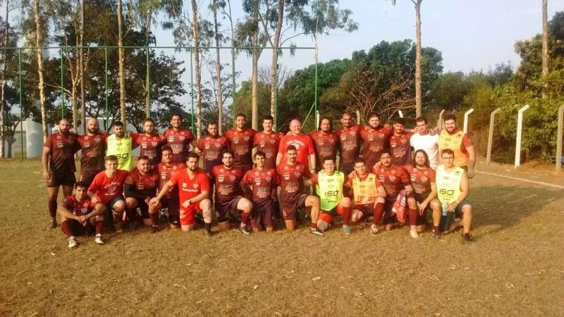 Rio Preto Rugby Vs Ribeirão Preto Rugby - Campeonato Paulista Série D