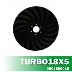 Disco de Corte TURBO18X5 Furo R75 6 FF11