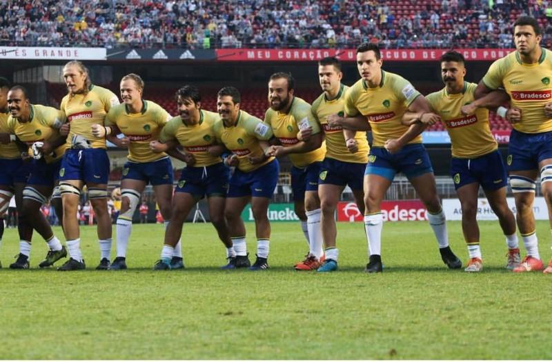 Maori All Blacks x Brasil: o Rio Preto Rugby estava lá
