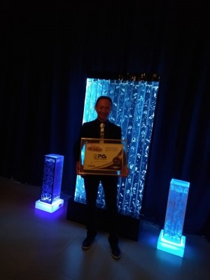 RikArt Acrílicos recebe o 4º Prêmio Top Quality consecutivo