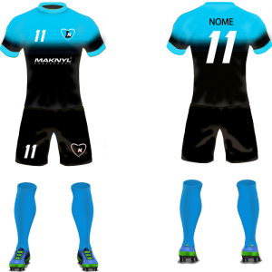 Imagem do menu para Uniformes de Futebol e Handball