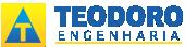 Logo Teodoro Engenharia