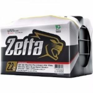 Imagem do menu para Zetta