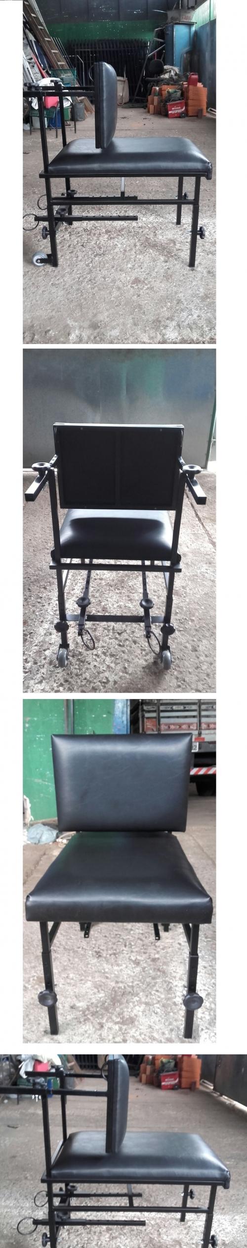 Cadeira Almofadada
