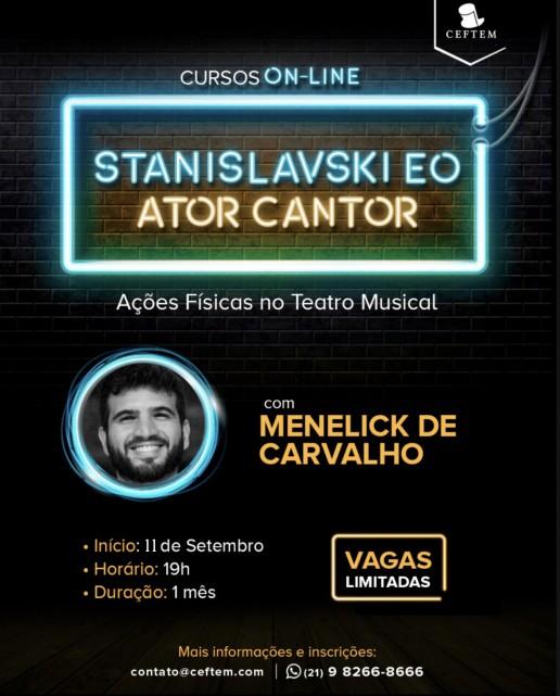 Imagem para Novo curso com Menelick de Carvalho será o professor do curso