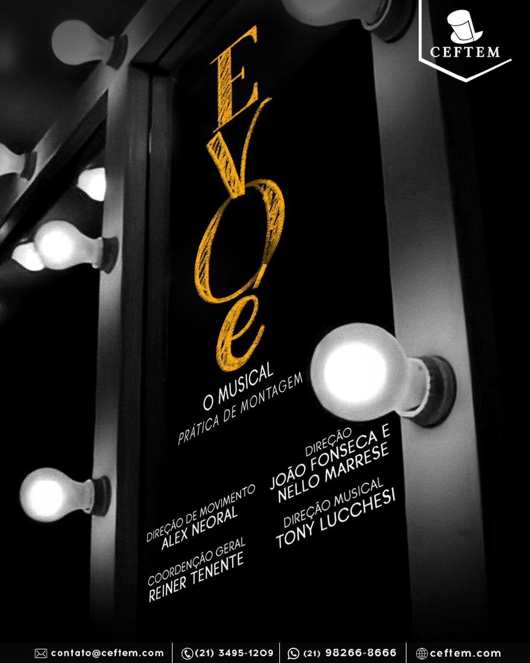Imagem para Evoé – O Musical