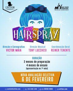 Imagem para curso de Hairspray - O Musical