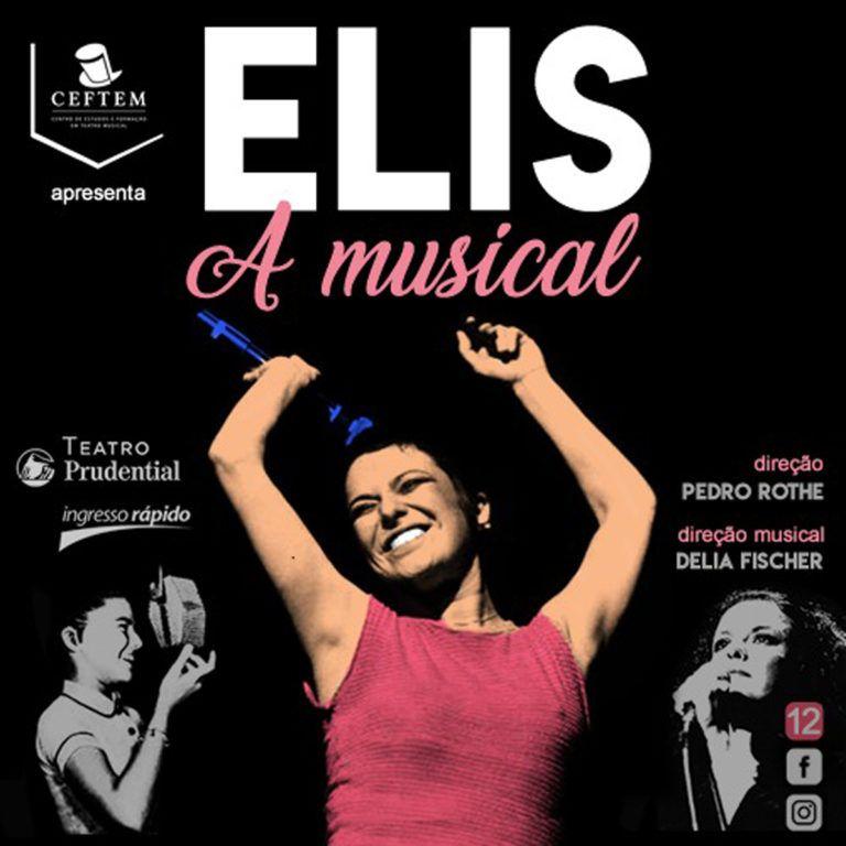 Imagem para curso de Elis - A Musical