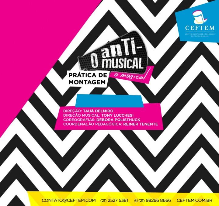 Imagem para curso de O Anti Musical - O Musical