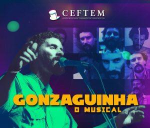 Ícone Notícia Nova avaliação seletiva de Gonzaguinha - O Musical, a próxima Prática de Montagem do CEFTEM.