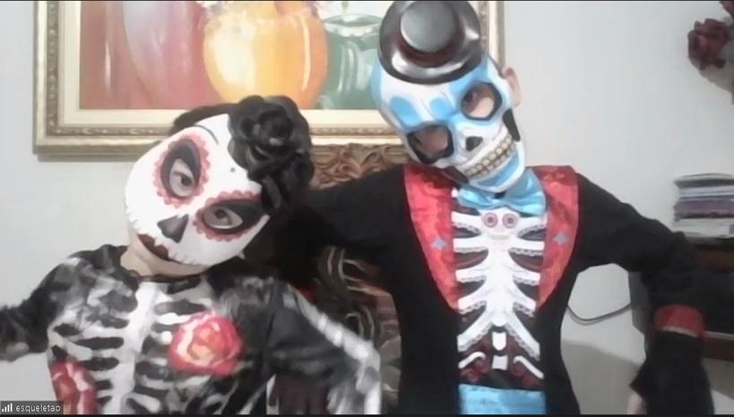 Imagem de Halloween 4º A