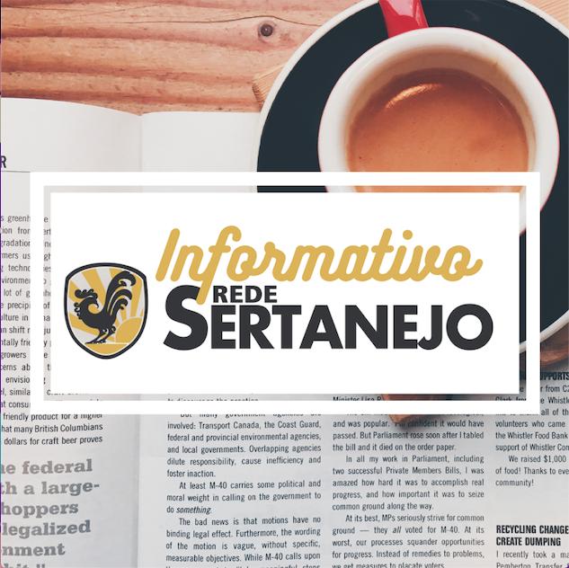 Informativo Sertanejo