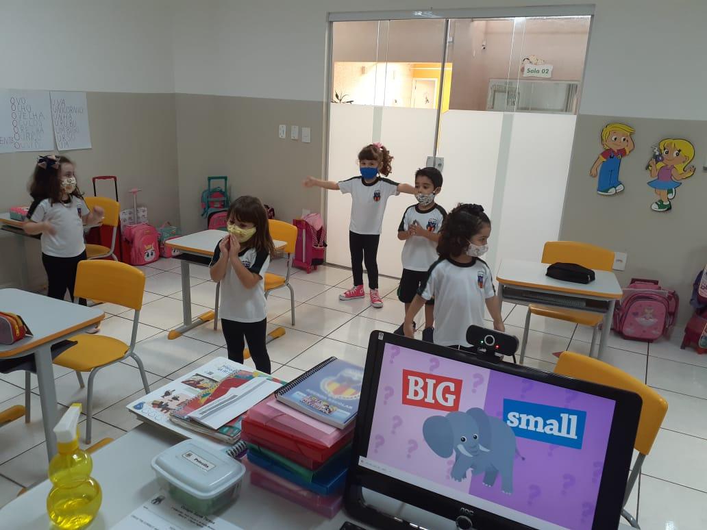 Imagem de BIG or SMALL