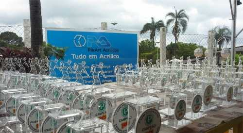 RikArt - Troféus em Acrílico