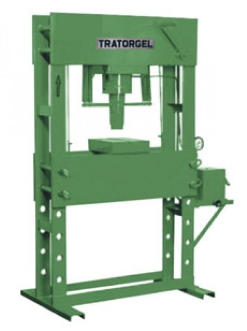 Prensa hidráulica de 100 toneladas