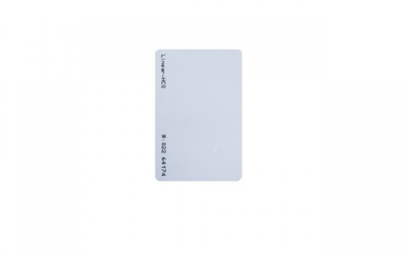 Imagem ilustrativa de Cartão de Proximidade RFID