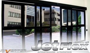 Imagem do menu para Portas Automáticas