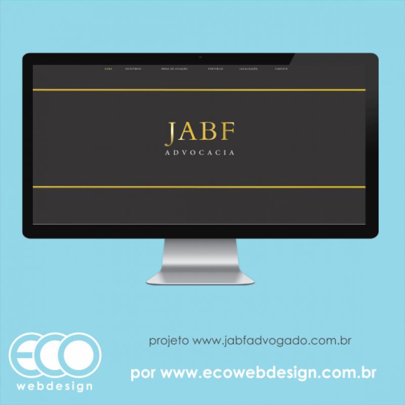 Imagem de Acesse <a href='http://www.jabfadvogado.com.br/' target='_blank'> https://www.jabfadvogado.com.br</a> • Site institucional de portfólio no ramo do direito imobiliário - JABF Advogado.