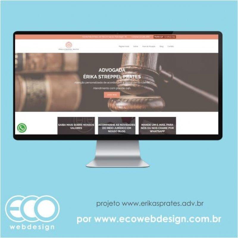 Imagem de Acesse <a href='https://www.erikasprates.adv.br/' target='_blank'> https://www.erikasprates.adv.br</a> • Site institucional para advogados - Advogada Érika Streppel Prates.