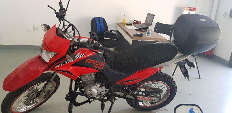 LM Motos Revenda - NXR 150 BROS ESD - 2013