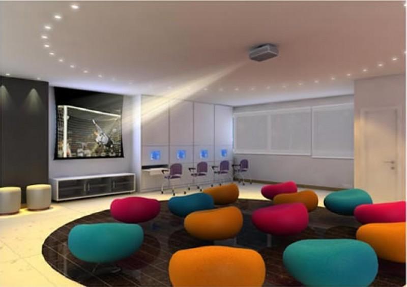 Elaboração e execução de Projetos de Som Ambiente e salas multimidias