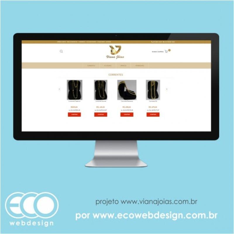 Imagem de Acesse <a href='https://www.vianajoias.com.br/' target='_blank'>https://www.vianajoias.com.br/</a> • Loja virtual para venda online de alianças e joais de alta qualidade -  Alianças Viana