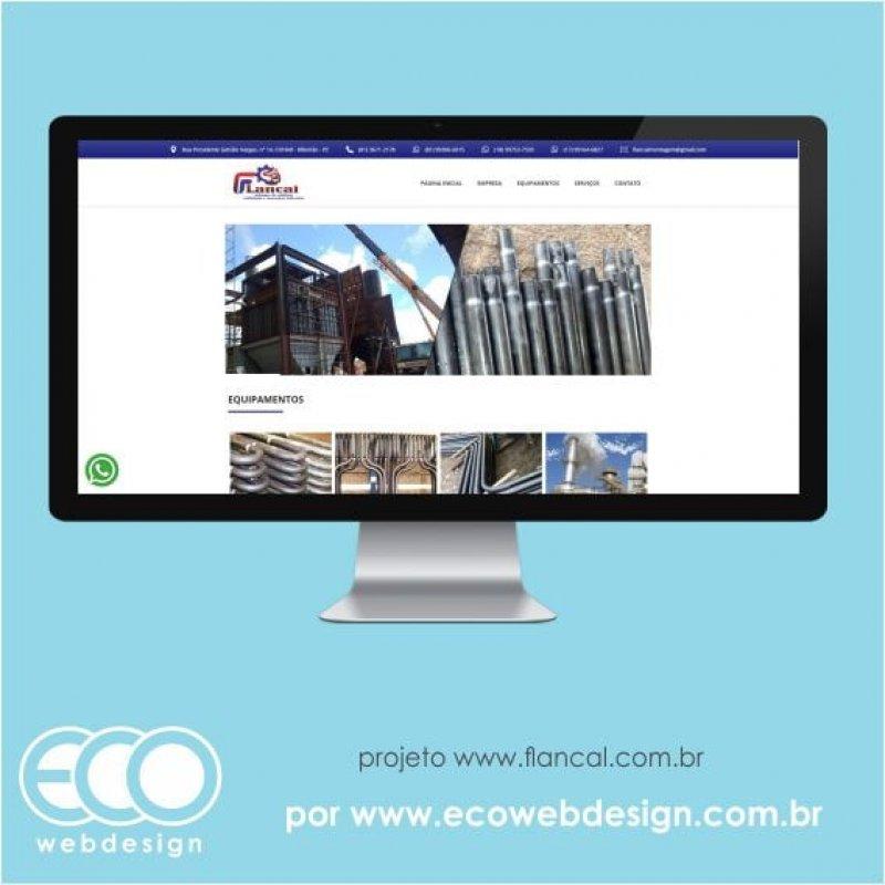 Imagem de Acesse <a href='https://www.flancal.com.br' target='_blank'> https://www.flancal.com.br</a> • Site institucional para empresa especializada em serviços de montagem industrial - Flancal Montagens