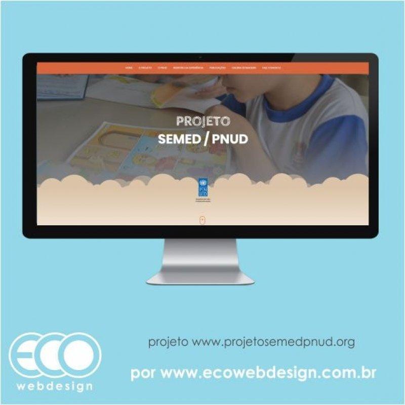 Imagem de Acesse <a href='https://www.projetosemedpnud.org' target='_blank'> https://www.projetosemedpnud.org</a> • Site institucional do Programa das Nações Unidas para o Desenvolvidemento (PNUD) - Projeto SEMED/PNUD