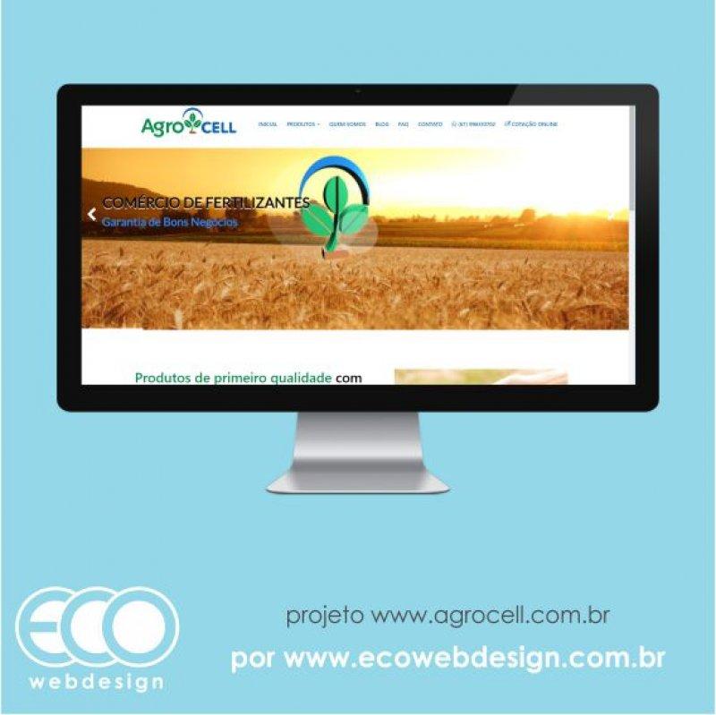 Imagem de Acesse <a href='https://agrocell.com.br' target='_blank'>agrocell.com.br</a> • Website institucional com catálogo de produtos • AgroCell - Adubos e Fertilizantes.
