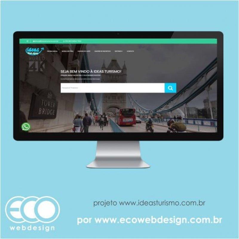 Imagem de Acesse <a href='http://www.ideasturismo.com.br/' target='_blank'> https://www.ideasturismo.com.br</a> • Site institucional para empresa de viagens com foco no Brasil - Ideas Turismo.