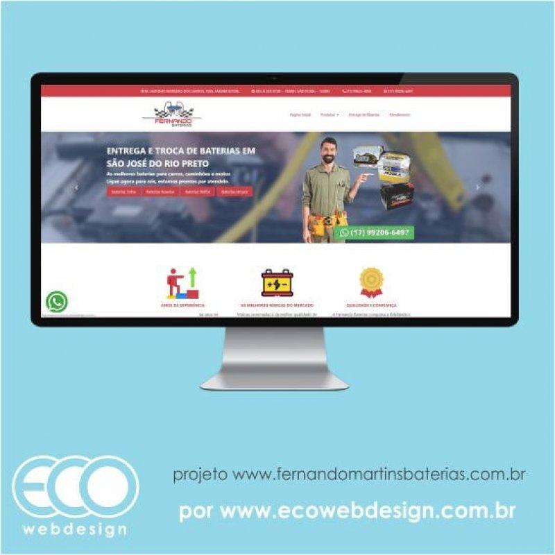 Imagem de Acesse <a href='http://www.fernandomartinsbaterias.com.br/' target='_blank'> https://www.fernandomartinsbaterias.com.br</a> • Site institucional para empresa de comércio e instalação de baterias - Fernando Baterias.