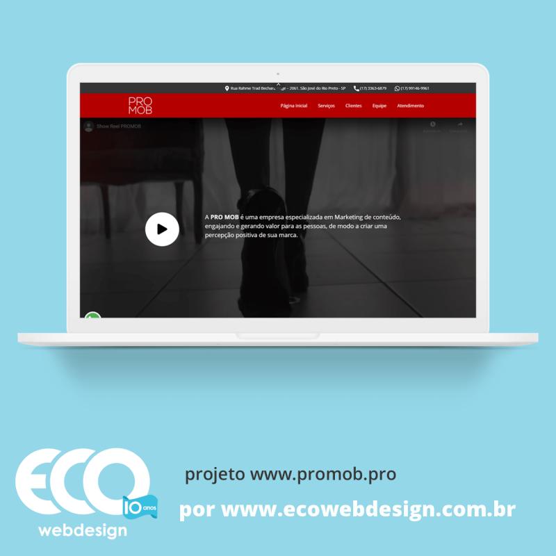 Imagem de Acesse <a href='https://www.promob.pro' target='_blank'> https://www.promob.pro</a> • Site institucional para empresa especializada em marketing de conteúdo para médias e pequenas empresas - PROMOB