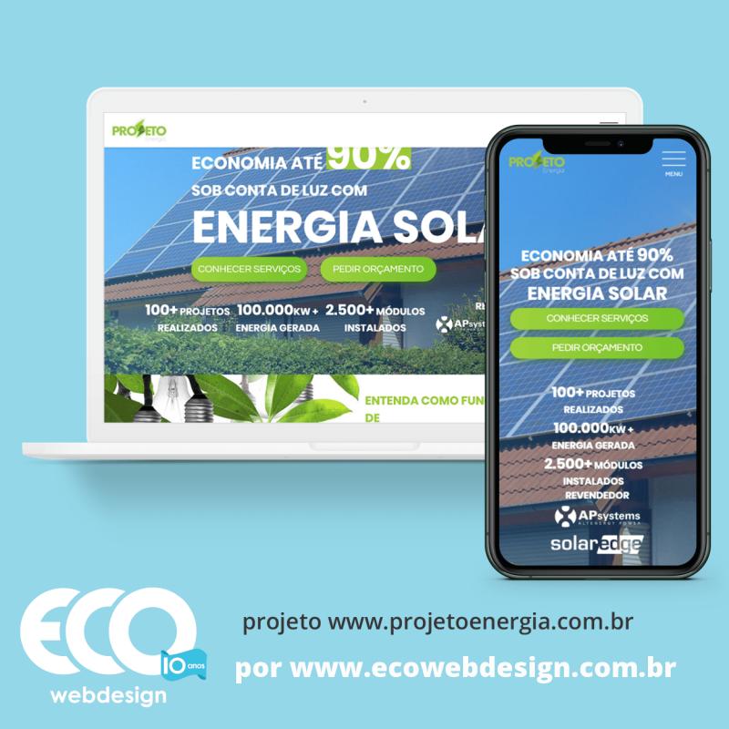 Imagem de Acesse <a href='https://www.projetoenergia.com.br/'  target='_blank'>    https://www.projetoenergia.com.br  </a>      • Site institucional para empresa de venda e instalação de painéis fotovoltaico - Projeto Energia