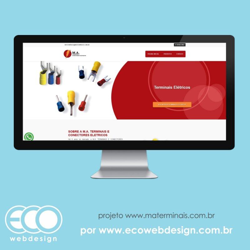 Imagem de Acesse <a href='https://www.materminais.com.br/' target='_blank'>https://www.materminais.com.br/</a> • Site institucional para empresa de terminais e conectores elétricos -  M.A. Terminais e Connectores Elétricos