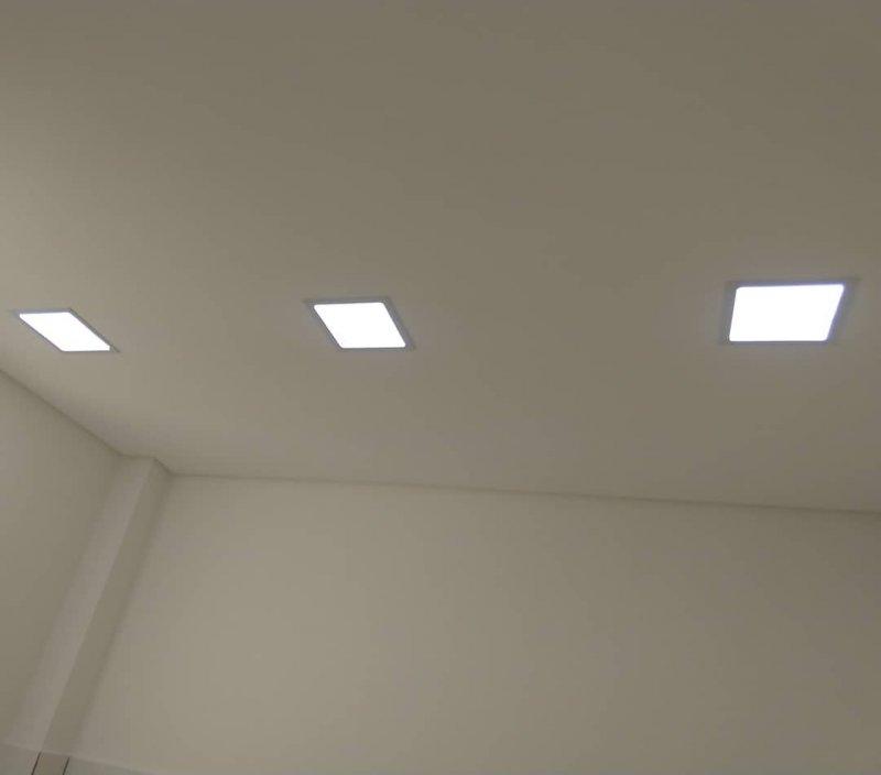 Imagem de Iluminação led embutida no gesso