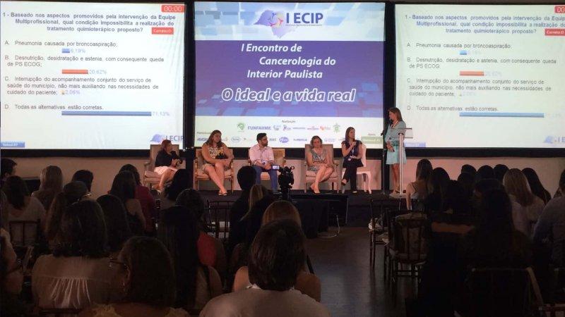 Imagem de Encontro de cancerologia -S.J. Rio Preto/SP