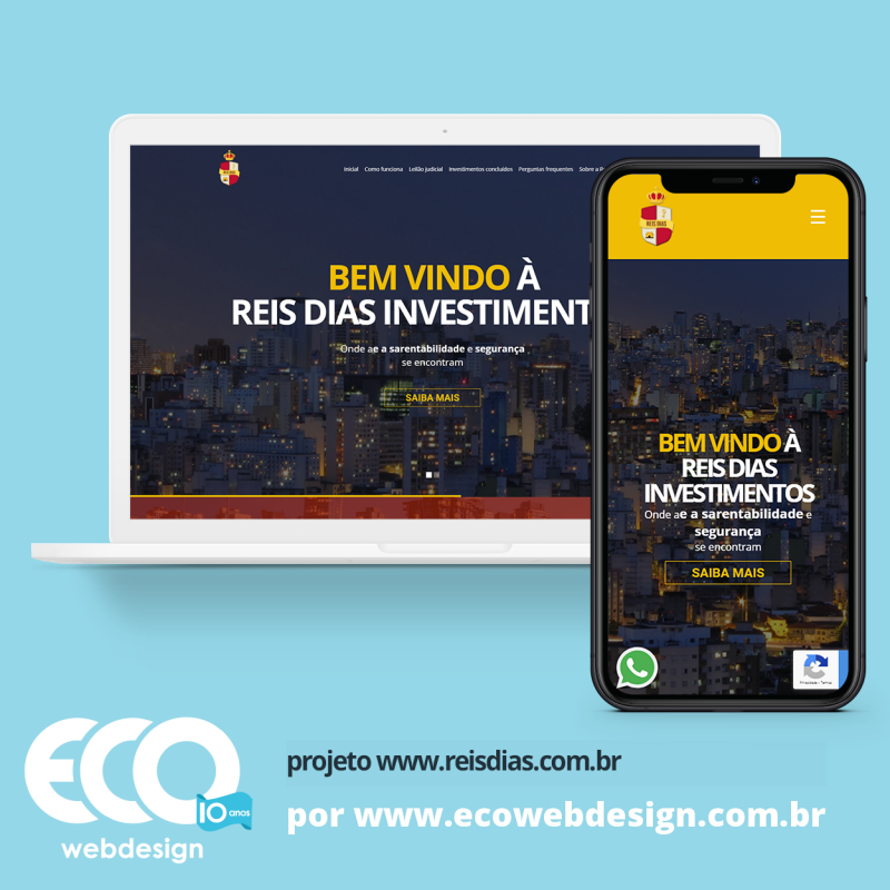 Imagem de Acesse <a href='https://www.reisdias.com.br/'  target='_blank'>   https://www.reisdias.com.br  </a> • Site institucional para empresa especializada em leilão de imóveis - Reis Dias