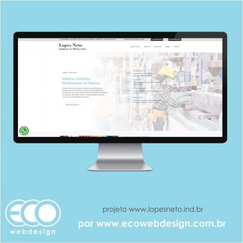 Imagem de Acesse <a href='https://www.lopesneto.ind.br/ ' target='_blank'> https://www.lopesneto.ind.br</a> • Site institucional especializada no desenvolvimento de polímeros industriais -  Lopes Neto.