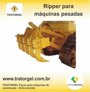 Comprar Ripper para Máquinas Pesadas é na TRATORGEL