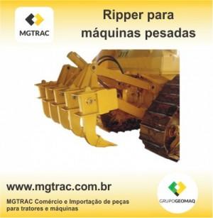 Comprar Ripper para Máquinas Pesadas é na MGTRAC